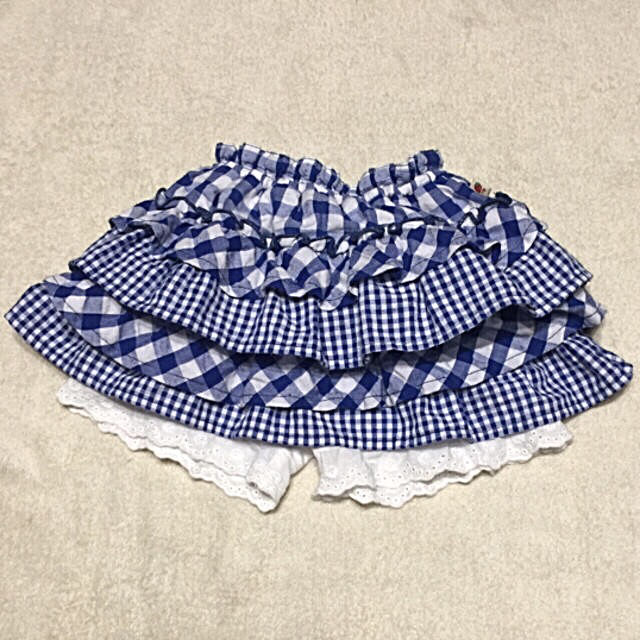 ティンカーベル90 フリルショートパンツ付きスカート(TINKERBELL(ティンカーベル) ) - フリマアプリ&サイトShoppies[ショッピーズ]