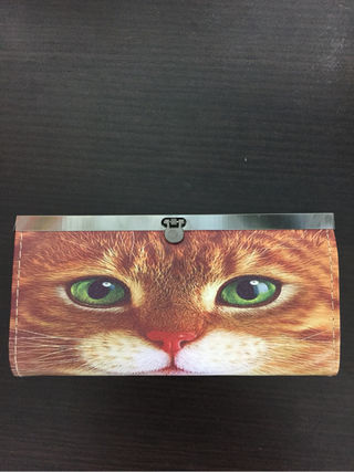激レア 輸入品 猫の財布
