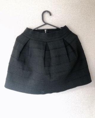 SpRay プリーツスカート フレアスカート