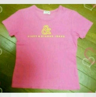 Pinky&Dianne半袖Tシャツ