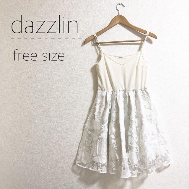 dazzlin ワンピース(dazzlin(ダズリン) ) - フリマアプリ&サイトShoppies[ショッピーズ]