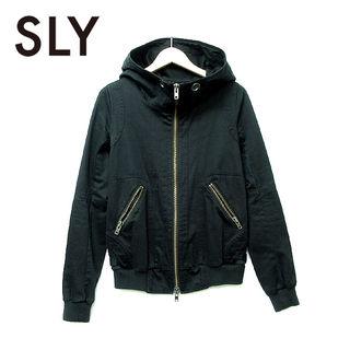 美品!! SLY スライ パーカー ジャケット V53
