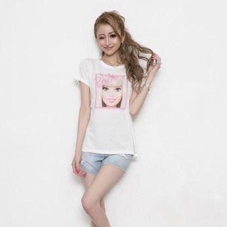 EmiriaWiz バービー Tシャツ