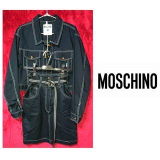 moschino セットアップ ジャケット スカート