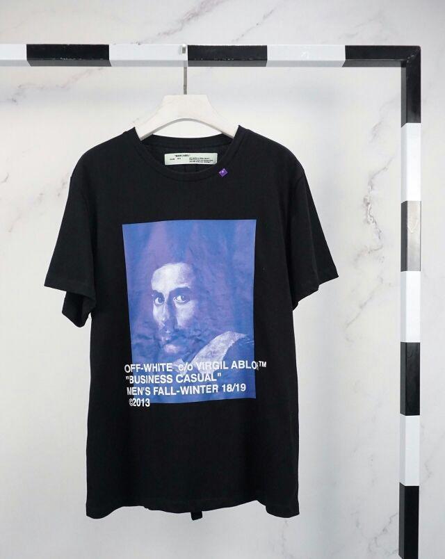 オフホワイト オーバーサイズ Tシャツ クルーネック(Off-White(オフホワイト) ) - フリマアプリ&サイトShoppies[ショッピーズ]