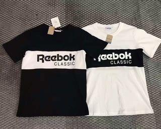 17ss reebok 定番人気Tシャツ 2着セット