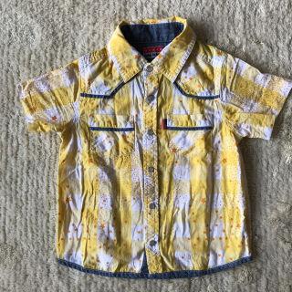 Daddy oh Daddy チェックシャツ110サイズ