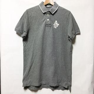 アバクロンビー&フィッチ ロゴアップリケ ポロシャツ