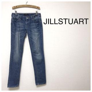 98JILL STUART シンプル デニム ジーンズ