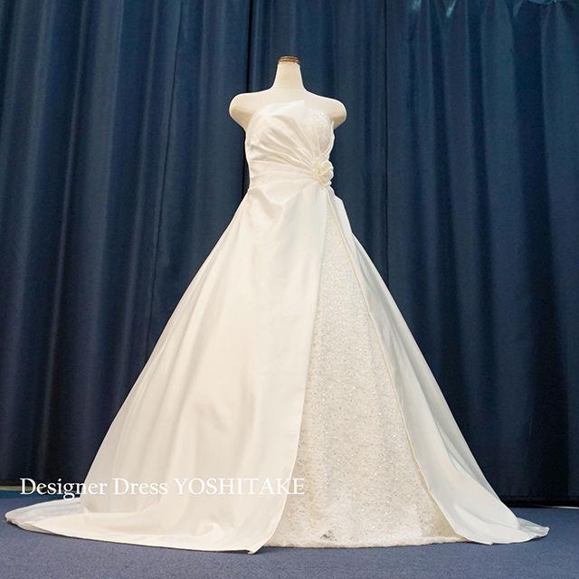 ウエディングドレス(パニエ無料サービス) 挙式用ドレス
