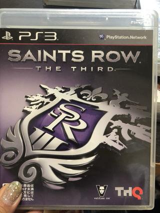 SAINTSROW THETHIRD PS3