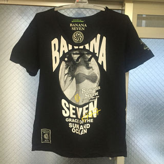 バナナセブンTシャツ