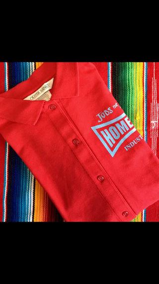 CHICANA HOMEGIRL ポロシャツ