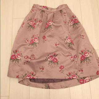 deicy 花柄スカート