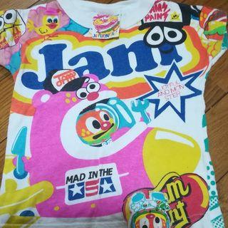 JAM Tシャツ男女OK