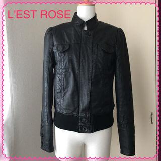 L'EST ROSE レザージャケット