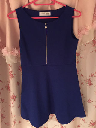 dazzy store ワンピース ブルー