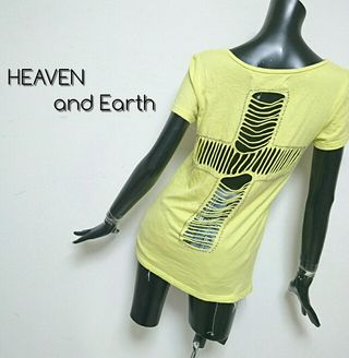 HEAVEN and Earth*Tシャツ