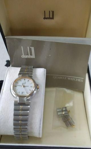 dunhillレディース腕時計正規品