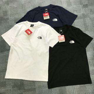 新品Tシャツ  男女兼用TNF   3色