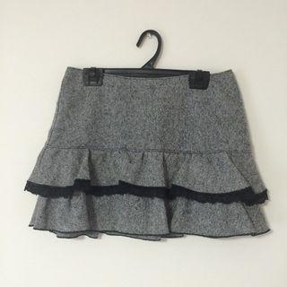 カパルア美品ツイードスカート