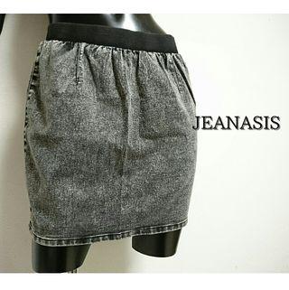 JEANASIS*ブリーチスカート