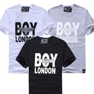 BOY LONDON 綿製半袖/C-43/M-2XL
