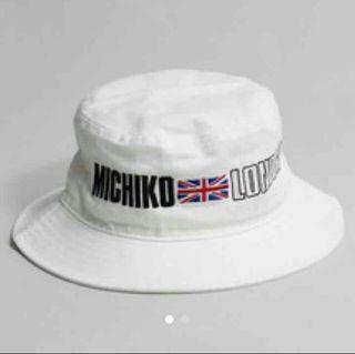 【新品】タグ付き ミチコロンドン 帽子