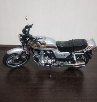 HONDAバイク CB750F プラモデル