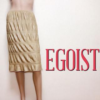 フェミニンエゴイスト やわらかカジュアルスカート