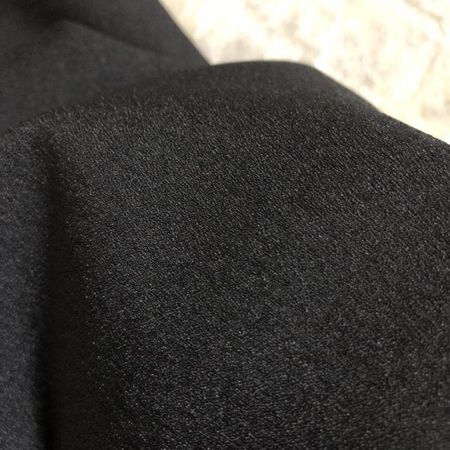 黒色生地 ブラックフォーマル等 バッグ 洋服 小物用にも