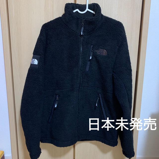 RIMOFLEECEジャケット フリース ブラック