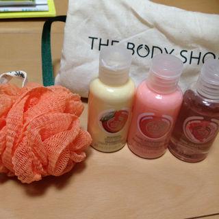 THE BODY SHOPセット