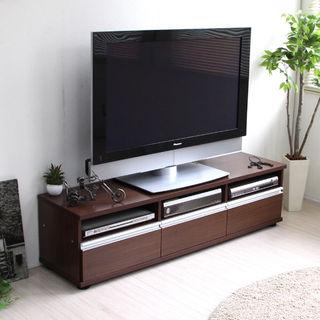 【送料無料】テレビ台 150cm幅 シンプルデザイン