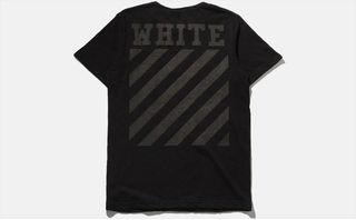 人気新品オフホワイト Tシャツ 半袖
