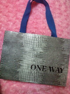 one*wayショ袋(小)