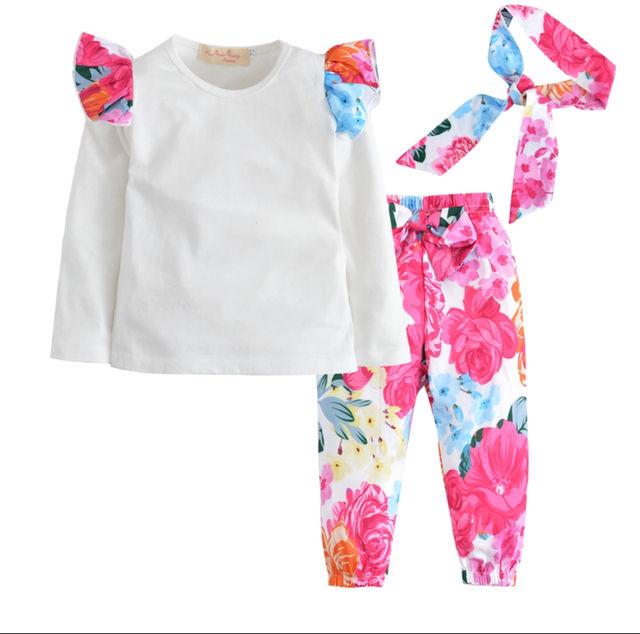 fd3526a23b8ff ベビー服 3点セット 女の子 サイズ80(ノーブランド ) - フリマアプリ サイトShoppies ショッピーズ