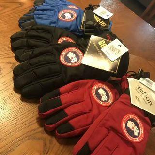 カナダグース 男女通用手袋