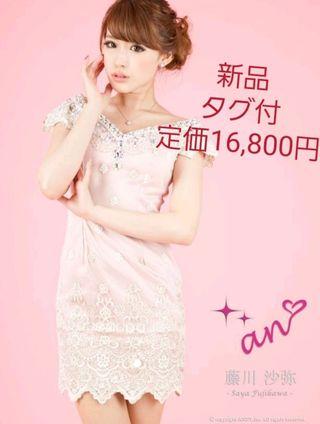 【新品未使用】激安 !! an ( Andy ) ドレス