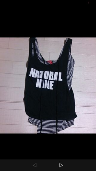 natural nineセットアップ