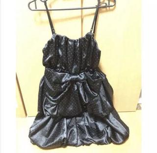 値下げ交渉可能  ハニーバンチ 黒 ドレス