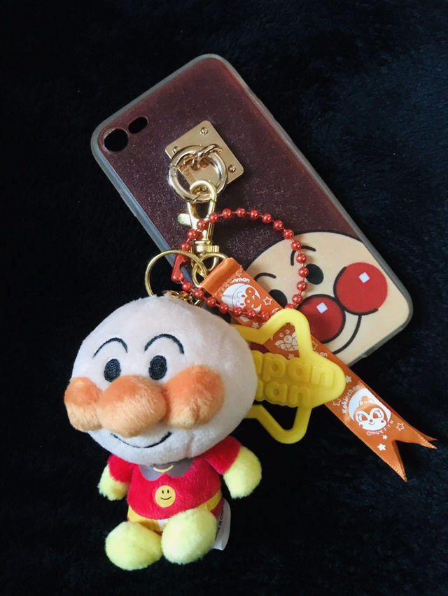 アンパンマン iPhone7 ケース