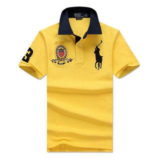 ポロシャツ 色選択可 S-XXL