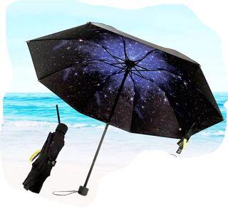 大人気折りたたみ傘  晴雨兼用 紫外線 UVカット