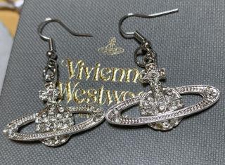 Vivienne Westwood シルバーピアス