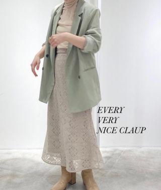 新品 NICE CLAUP テーラードジャケット
