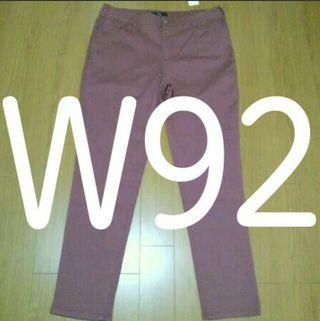 新品 W92 H107 股下78 大きいサイズ