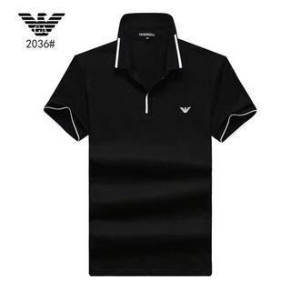 アルマーニ ポロシャツ 色選択可 M-XXXL