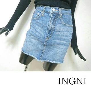 INGNI*デニムスカート