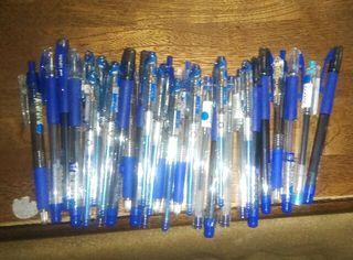 青ボールペン